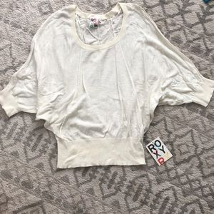 NWT Roxy shirt